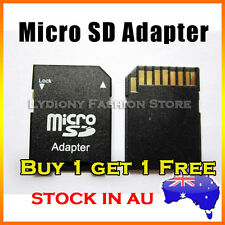 T-Flash TF Micro to Standard SD Memory Card Reader Converter Adapter 32gb 64gb