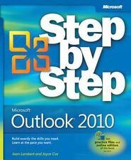 Microsoft Outlook 2010 Step by Step (Step By Step (Microsoft))