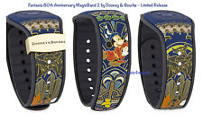 NEW Disney Dooney & Bourke FANTASIA 80th ANNIVERSARY MagicBand 2 Limited Release