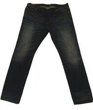 MICHAEL KORS Mens Gents Designer Jeans Denim Pants Dark Blue W38 32L ExCond