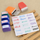 Cute Teacher Stamp Self Inking Student Praise Reward Stamp Personalized Gift