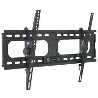 Slim Tilt TV Wall Bracket Mount for 32-70 inch 300/400/600/700mm VESA Universal