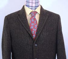 J. CREW YORKSHIRE MOON TWEED Blazer Sport Coat Jacket 42 L HERRINGBONE  England