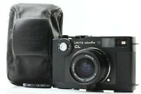 [EXC+5 Meter Works in Case] Leica CL M-Rokkor 28mm F/2.8 Camera From Japan 901