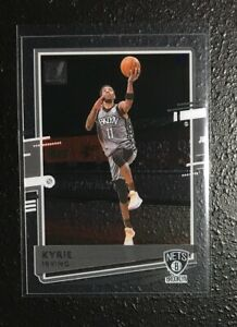 2020-21 Clearly Donruss Kyrie Irving 46 Acetate