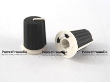Replace Pioneer DJM800 900 2000 NXS,Black EQ Rotary Knob - DAA1176 DAA1305 BLACK