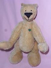 Künstlerteddy Teddybär Bär Bear HAPPY Martin 22 cm