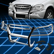 Chrome Brush Bumper Protector Grille Guard for 1998-2005 Mercedes M-Class W163