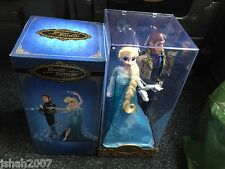 Disney fairytale collection elsa & hans from frozen limited edition doll set