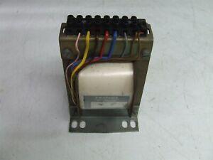 S.M.Kocher Transformers Type EEG 003 635 220V to 60-150V 240VA