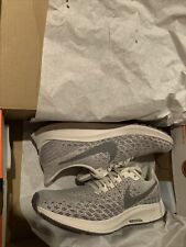 Nike Air Zoom Pegasus 35 942855-004 Women's Size 8 Gunsmoke Grey White NIB