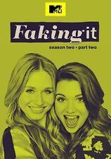 Faking It . Season 2 . Part 2 . Staffel . Rita Volk . MTV . 2 DVD . NEU . OVP