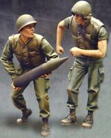 1/35 Resin Vietnam War US Ontos Crew unpainted unassembled BL271