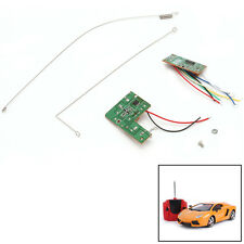 4CH Remote Control 27MHZ Circuit Board PCB Transmitter Receives Antenna Toys