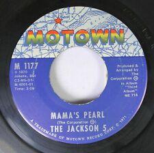 Soul 45 The Jackson 5 - Mama'S Pearl / Darling Dear On Motown
