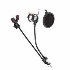 Profi-Tischstativ Mikrofon Ständer auf Tisch Microfon Halterung verstellbar