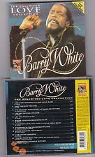 Barry White Unlimited Love Collection SBM-GOLD-DISC CD