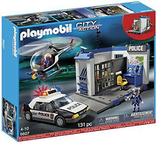 Playmobil - City Action - 5607 - Polizei-Set - NEU OVP