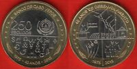"Cape Verde 250 escudos 2015 ""Independence and Development"" BiMetallic UNC"