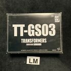 Transformers Generations Selects TURTLER / SNAPTRAP Takara TT-GS03 New in Box