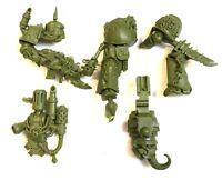 NEW know no fear Death Guard - Plague Marine Chaos Nurgle E