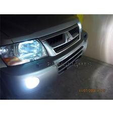 03 2004 2005 2006 Mitsubishi Montero Halo Fog Lamp Blue Angel Eye Driving Lights
