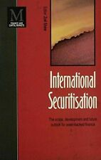 International Securitisation: The scope, development and future outlook for asse