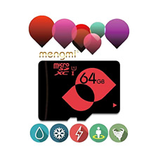 GoPro HERO 7 6 5 Black 64GB Micro SD SDHC Memory Card Class 10 High Speed U1