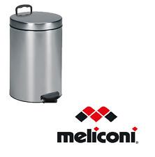MELICONI 14432500000 PATTUMIERA ACCIAIO INOX 20 LT