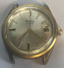 Wyler Mens Automatic Running Watch Vintage