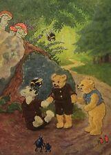 Schenkel. - Thiele, Margarete. Was drei kleine Bären im Walde erlebten. 1925