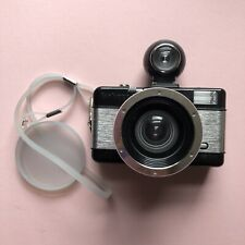 Fisheye 2 Lomography 35mm Camera Black & Silver No Box