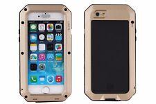 Waterproof Shockproof Aluminum Gorilla Metal Case Cover For iPhone 5C 5S 5 SE 4