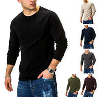 Jack & Jones Herren Strickpullover O-Neck Sweater Pullover Sweater Casual Uni
