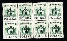 Mint Never Hinged/MNH Block Poland Stamps