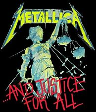 Metallica Iron On Transfer For T-Shirt + Other Light & Dark Color Fabrics #5