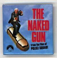 "1988 The Naked Gun Film  2 1/4"" Pinback Button"