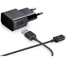 Chargeur Secteur Câble Micro USB pour Sony Xperia E5 Noir