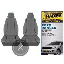 SEAT COVERS Ford Ranger PX Single Cab DX-XL
