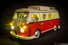 LIGHT MY BRICKS - LED Light kit for Lego VOLKSWAGEN T1 CAMPER VAN set 10220