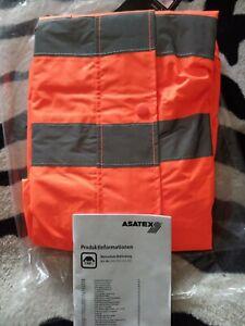 Warnschutzjacke Prevent Regenjacke mit Kapuze