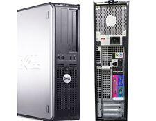 Dell Optiplex 380 Intel Core 2 Duo E7500 2.93 GHz Tower/Desktop Base Unit PC