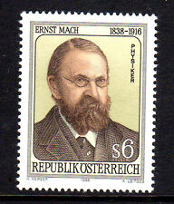 AUSTRIA #1419  1988  ERNST MARCH   MINT  VF NH  O.G