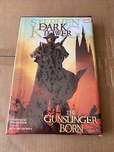 Stephen King's The Dark Tower: Gunslinger Born Hard Cover -Sealed  David