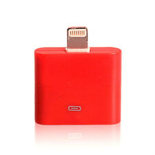 KIKKERLAND RED Apple iPhone 4 to iPhone 5 adapter CONNECTS i4 accessories to i5