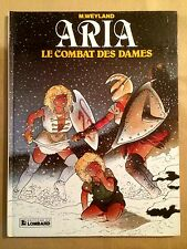 ARIA - T9 : Le combat des dames - EO