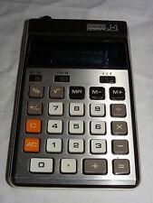 Casio Calculator Taschenrechner J-1 J 1       (165)