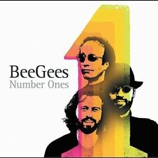 Bee Gees Number Ones CD/DVD Polydor