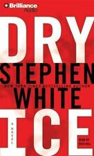 DRY ICE bestselling audio book on CD by STEPHEN WHITE - Brand New!