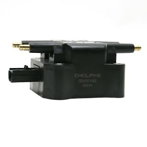 For Chrysler Dodge Eagle Jeep Mitsubishi Plymouth Ignition Coil Delphi GN10142